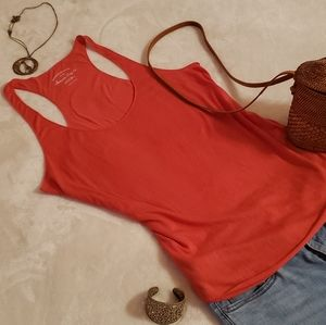 🌻American rag top | red